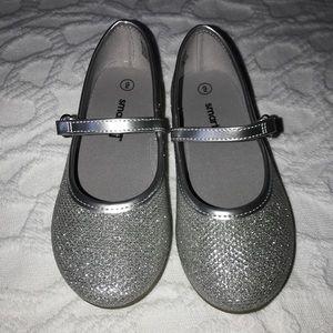 Smartfit Silver Shoes